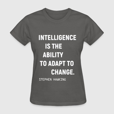 intelligence - Women's T-Shirt