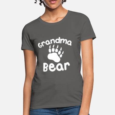 c8a69a1e Shop Grandma Bear T-Shirts online | Spreadshirt