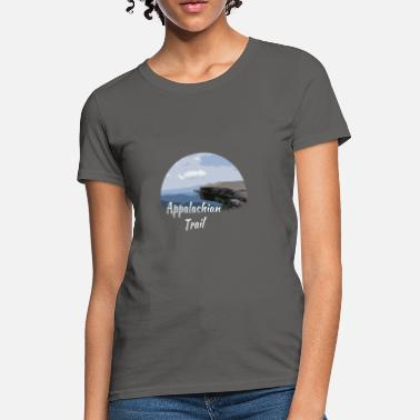 Appalachian Trail Appalachian Trail at McAfee Knob - Women's T-Shirt