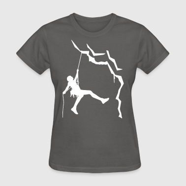 Climbing is my passion - Women's T-Shirt