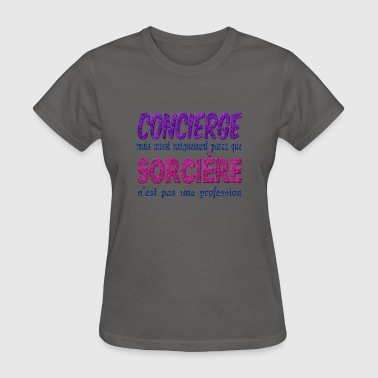 Witch Concierge - Women's T-Shirt