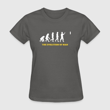 Dart - Evolution - Funny - Darts - Gift - 180 - Women's T-Shirt