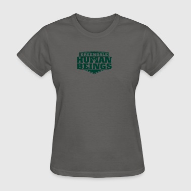 Greendale Human Beings - Women's T-Shirt