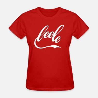 Coca- Cola leele ILY handsign - Women's T-Shirt