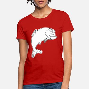 Shop Alaska Fish And T-Shirts online   Spreadshirt