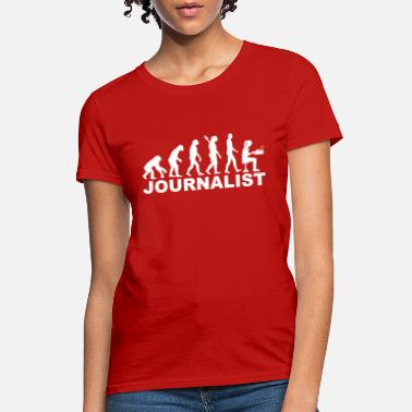 Journalist Journalist - Women's T-Shirt