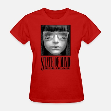 State Exam STATE OF MIND - Women's T-Shirt