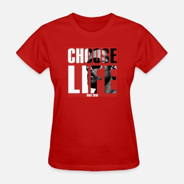 Gay Rip Choose Life 1963-2016 - Women's T-Shirt