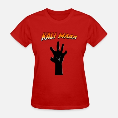 Harrison Ford Indiana Jones and the Temple Of Doom - Kali Ma - Women's T-Shirt