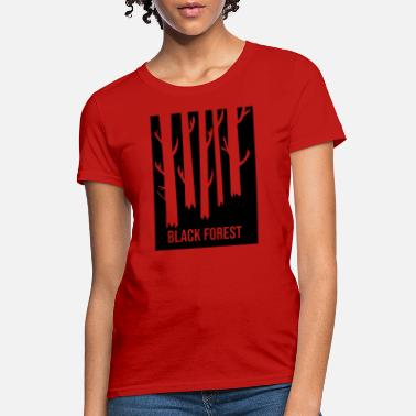 Black Forest Black Forest - Women's T-Shirt