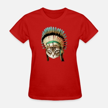 The Chief Cat THE CHIEF CAT - Women's T-Shirt