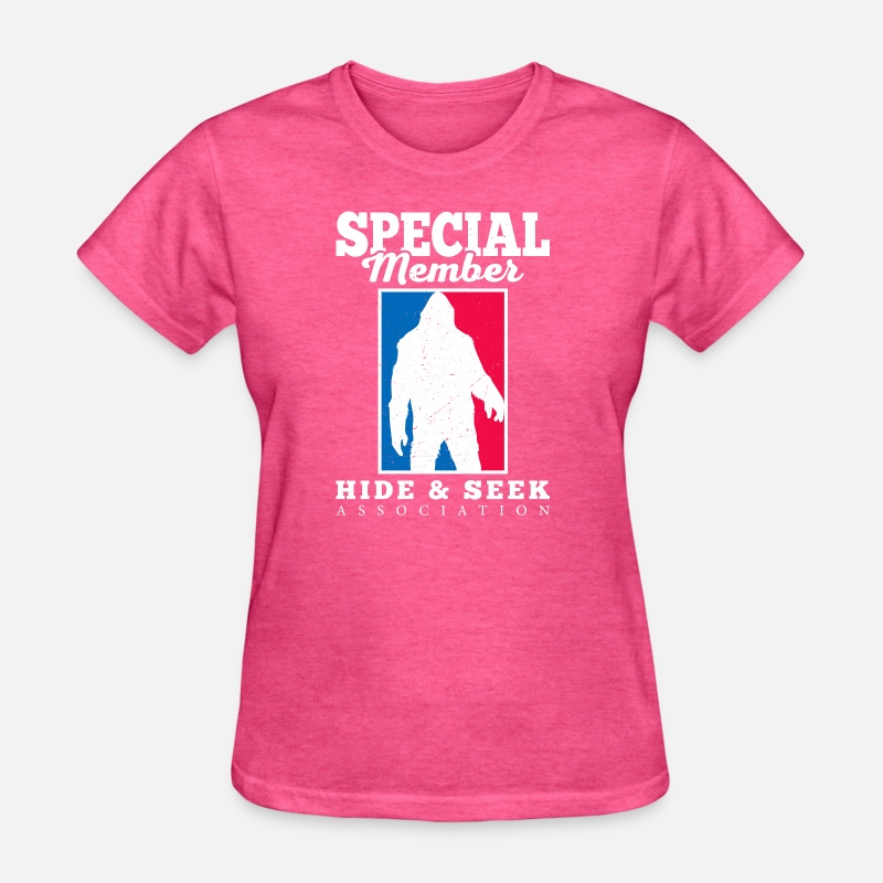 a1e2675a7 Bigfoot Hide and Seek Champion Special Member by kindOmagicUSA | Spreadshirt