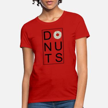 DONUTS - Women's T-Shirt
