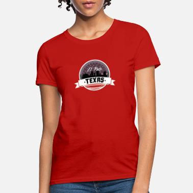My City, My Home EL PASO, Texas - Women's T-Shirt