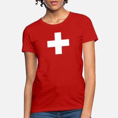 Swiss Cross Switzerland - Swiss Cross - Women's T-Shirt