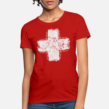 Swiss Cross Swiss cross - Switzerland - Swiss - Women's T-Shirt