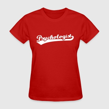 Psychologist - Women's T-Shirt