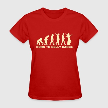 Belly dance - Women's T-Shirt