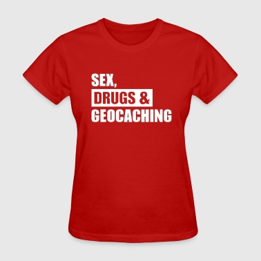 Geocaching - Women's T-Shirt