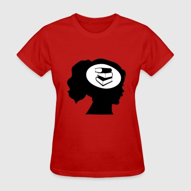 Only Reading On My Mind - Women's T-Shirt