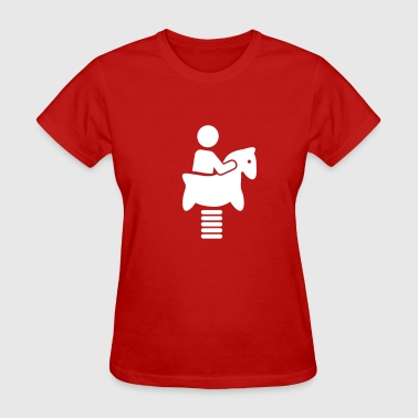 Playground - Women's T-Shirt