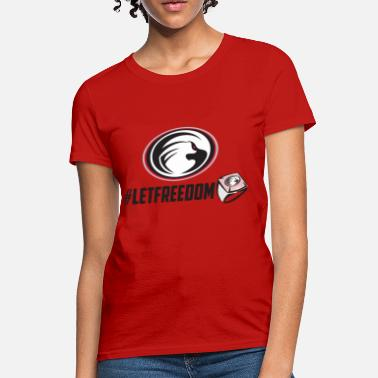Let-freedom-ring Let Freedom Ring Womens T - Women's T-Shirt