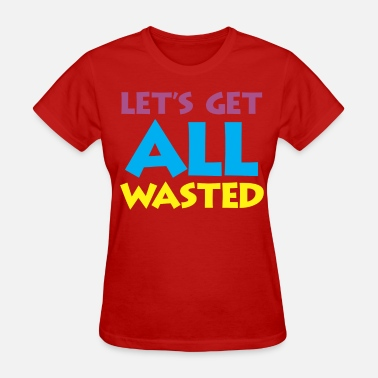 Ash wasted - Women's T-Shirt