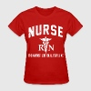 the_hardest_job - Women's T-Shirt