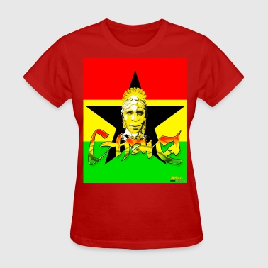 Africa Designs GHANA - Women's T-Shirt