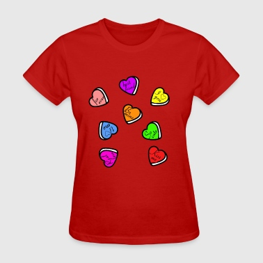 Valentine Sweetheart Cute Sweethearts Valentines Love Gift Idea - Women's T-Shirt