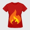Double Ignite Flame - Women's T-Shirt