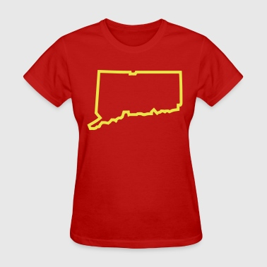 Connecticut Connecticut - Women's T-Shirt
