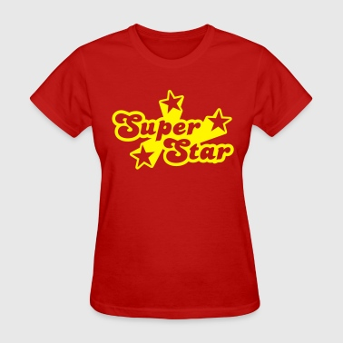 Superstar - Women's T-Shirt
