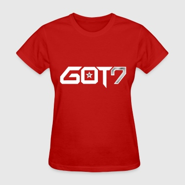 Got7 GOT7 Logo - White - Women's T-Shirt