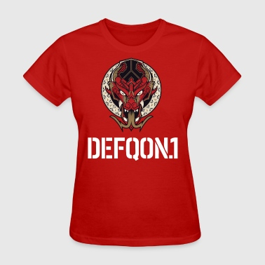 Defqon.1 Dragonbloon 2016 - Women's T-Shirt