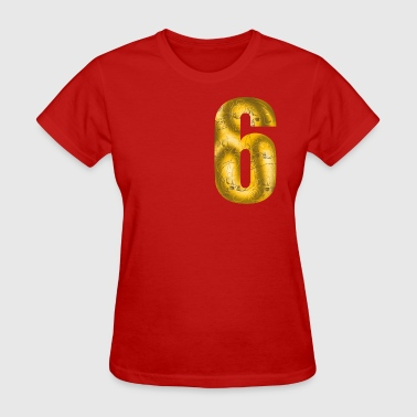 number six - Women's T-Shirt