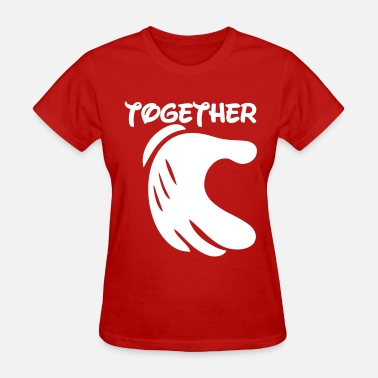 Together together - Women's T-Shirt