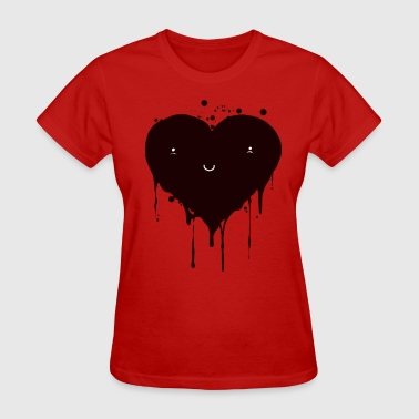 Happy Heart Tee - Women's T-Shirt