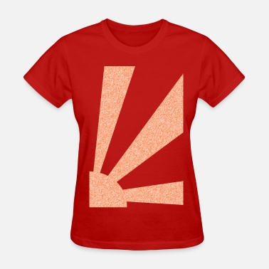 Japan Rising Sun Rising Sun - Women's T-Shirt