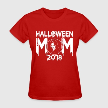 Hatchet Halloween Mom 2018 Tee - Women's T-Shirt