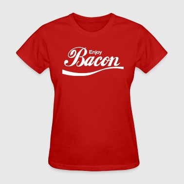 Enjoy Bacon Enjoy Bacon - Women's T-Shirt