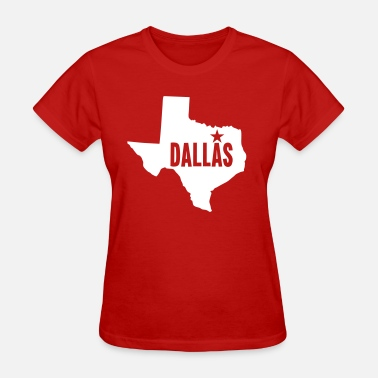 Dallas Dallas, TX - Women's T-Shirt
