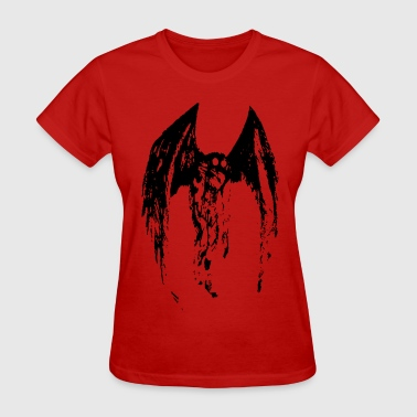 The Mothman - Women's T-Shirt