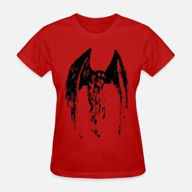 Mothman The Mothman - Women's T-Shirt