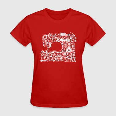 Sewing Quilting Crafting - Women's T-Shirt