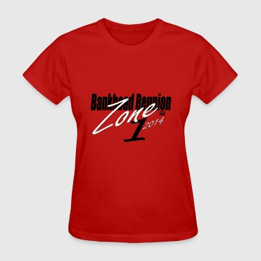 Street Certified, zone1 bankhead reunion black - Women's T-Shirt