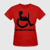 Crippling Porn Problem - black - Women's T-Shirt
