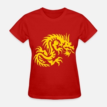 Pouncing Dragon Pounce - Women's T-Shirt