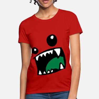Monster Mouth Monster Mouth - Women's T-Shirt