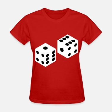 1s Pair of Dice - Women's T-Shirt